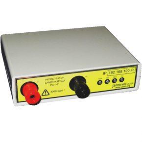 Self discharge registrator RSR-01