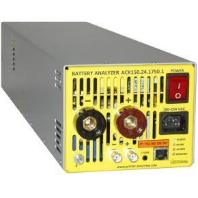 battery analyzer 150.24.1750.1