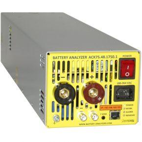 battery analyzer 75.48.1750.1