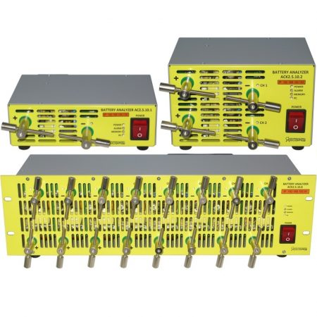 cell and battery analyzers ACK