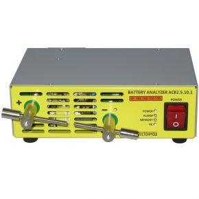 battery analyzer ACK2.5.10.1