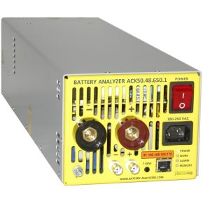 battery analyzer ACK50.48.650.1